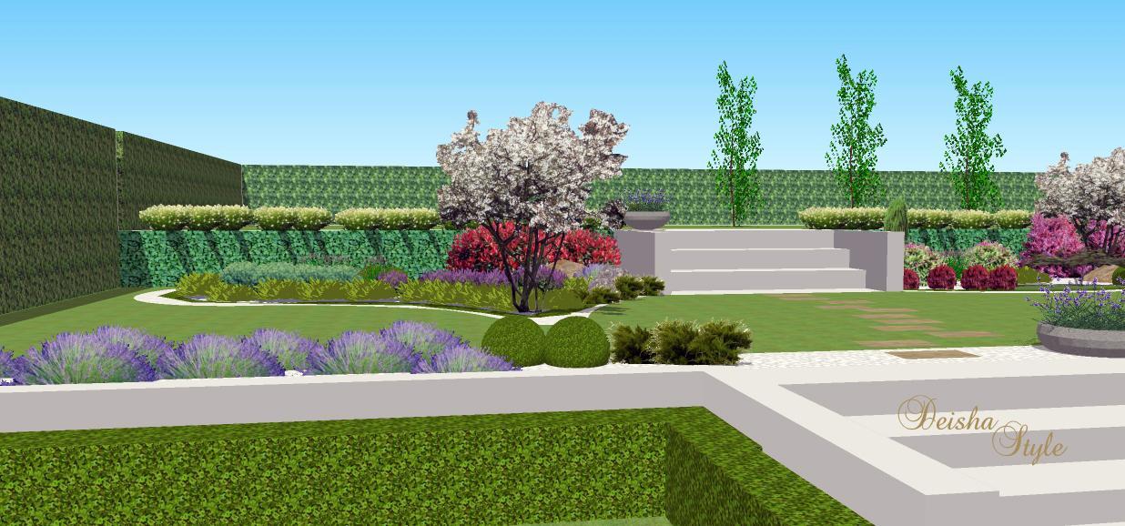 Záhrada vo svahu - Obrázok č. 7