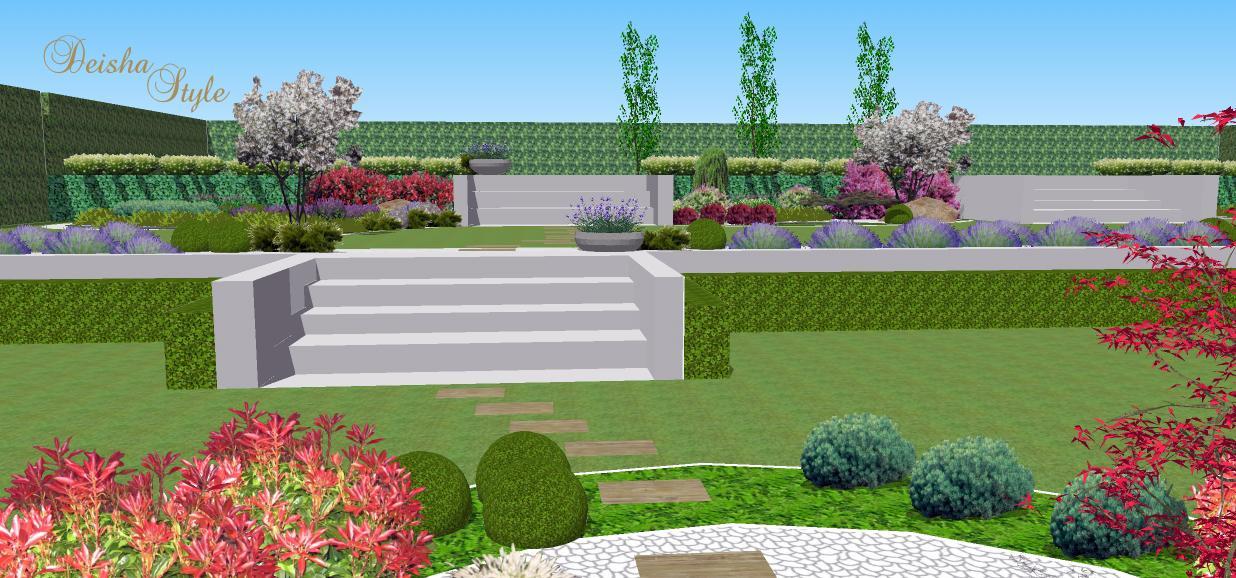 Záhrada vo svahu - Obrázok č. 9