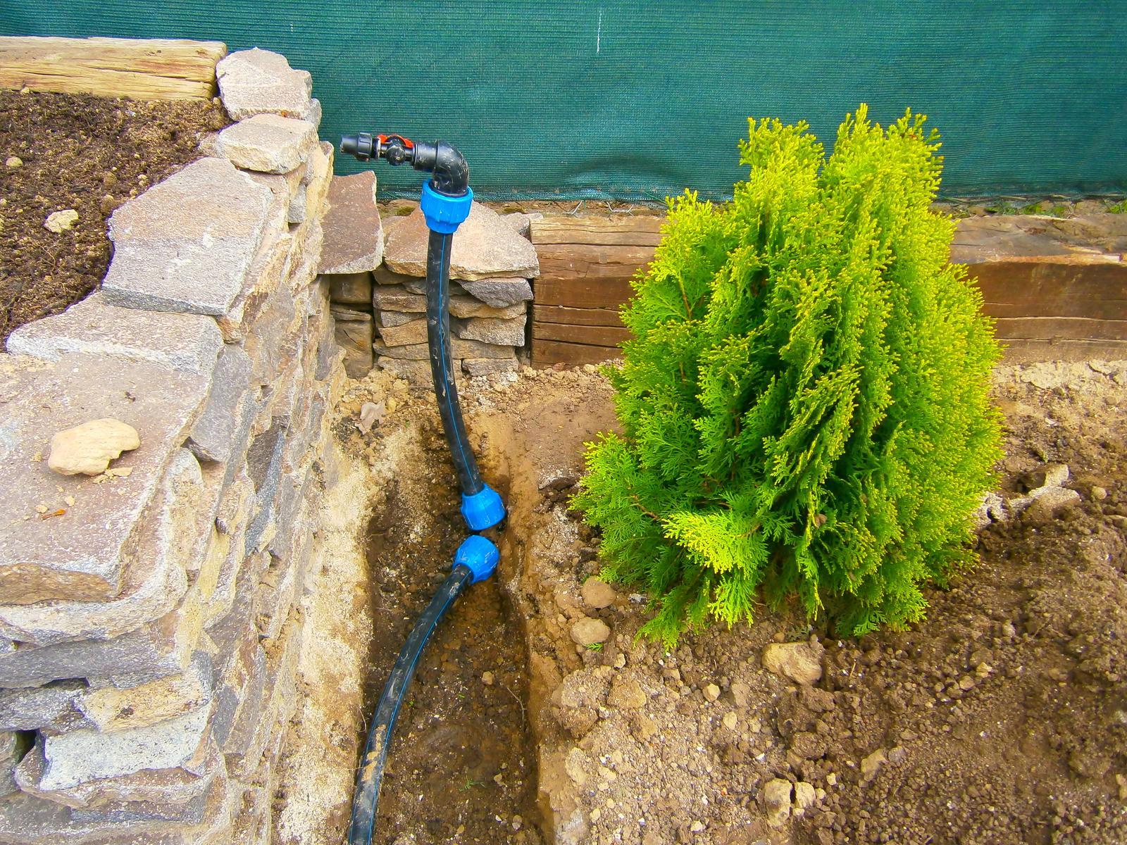 Záhrada pre oddych - Obrázok č. 18