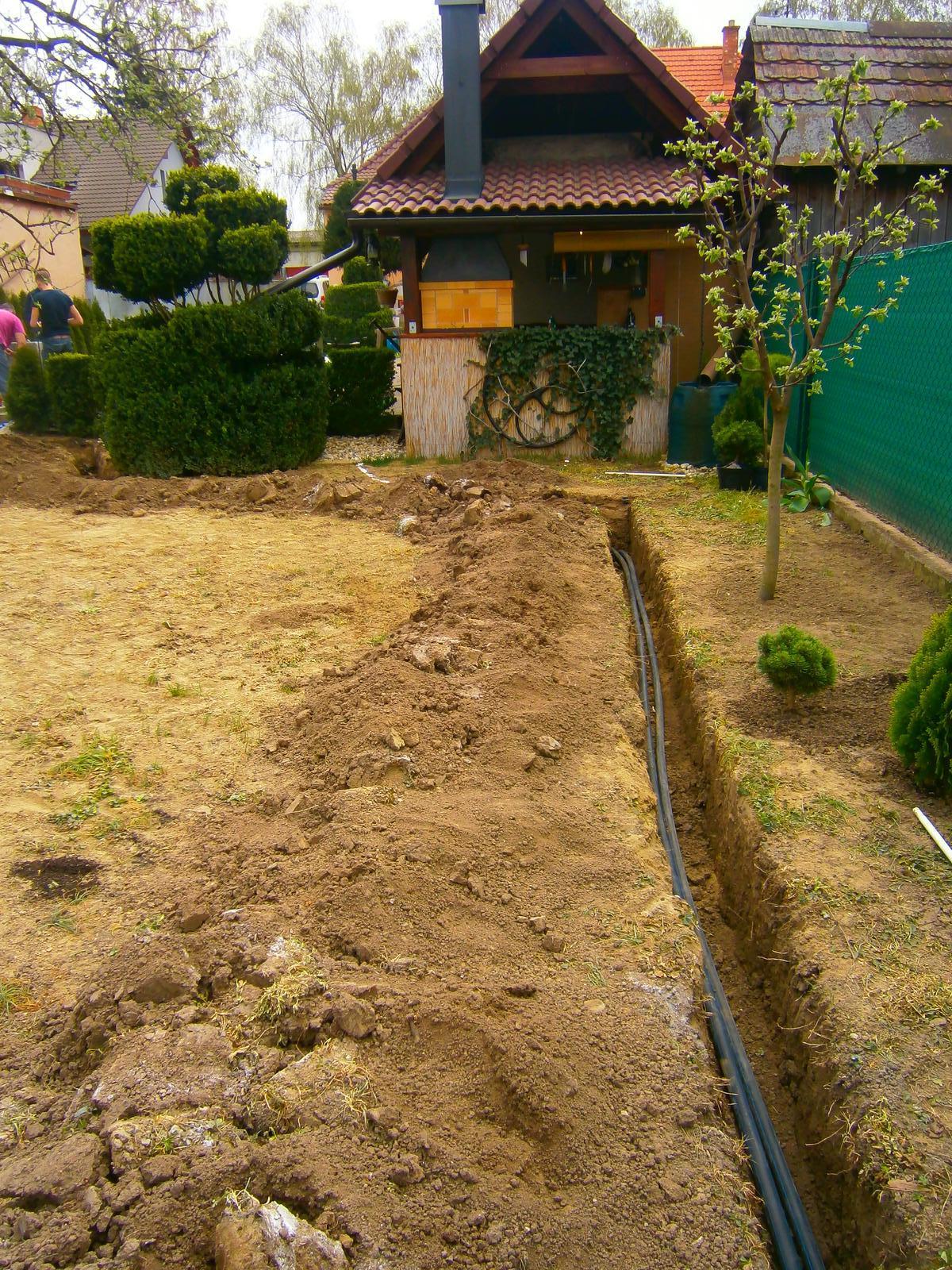 Záhrada pre oddych - Obrázok č. 16