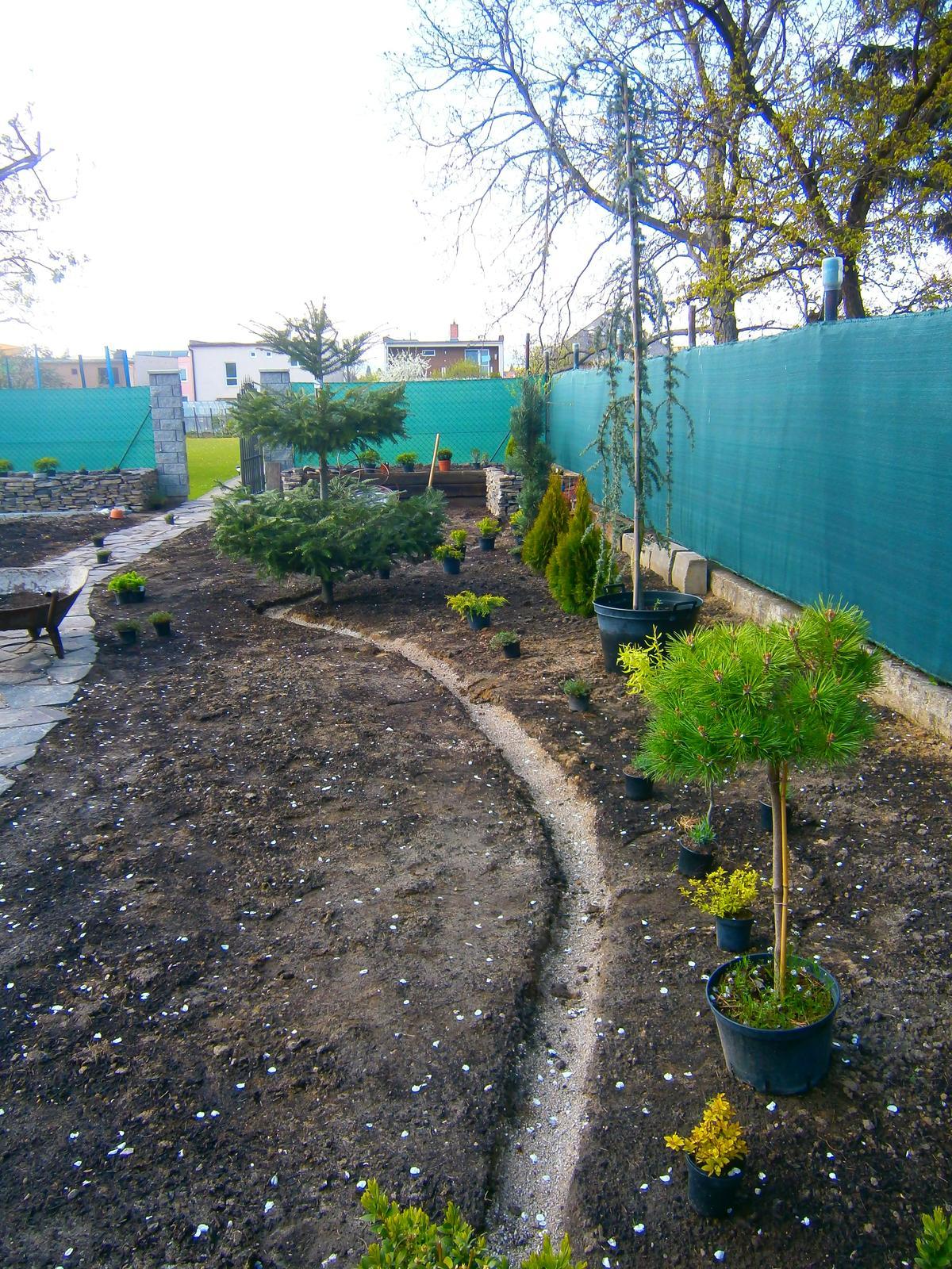 Záhrada pre oddych - Obrázok č. 21