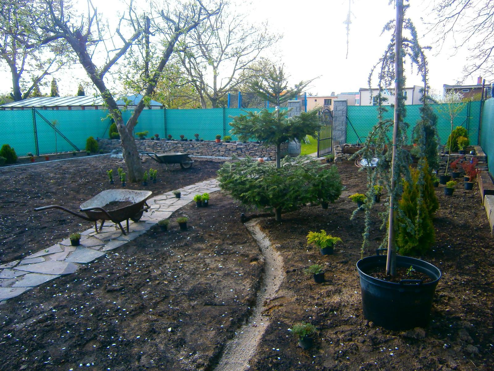 Záhrada pre oddych - Obrázok č. 22
