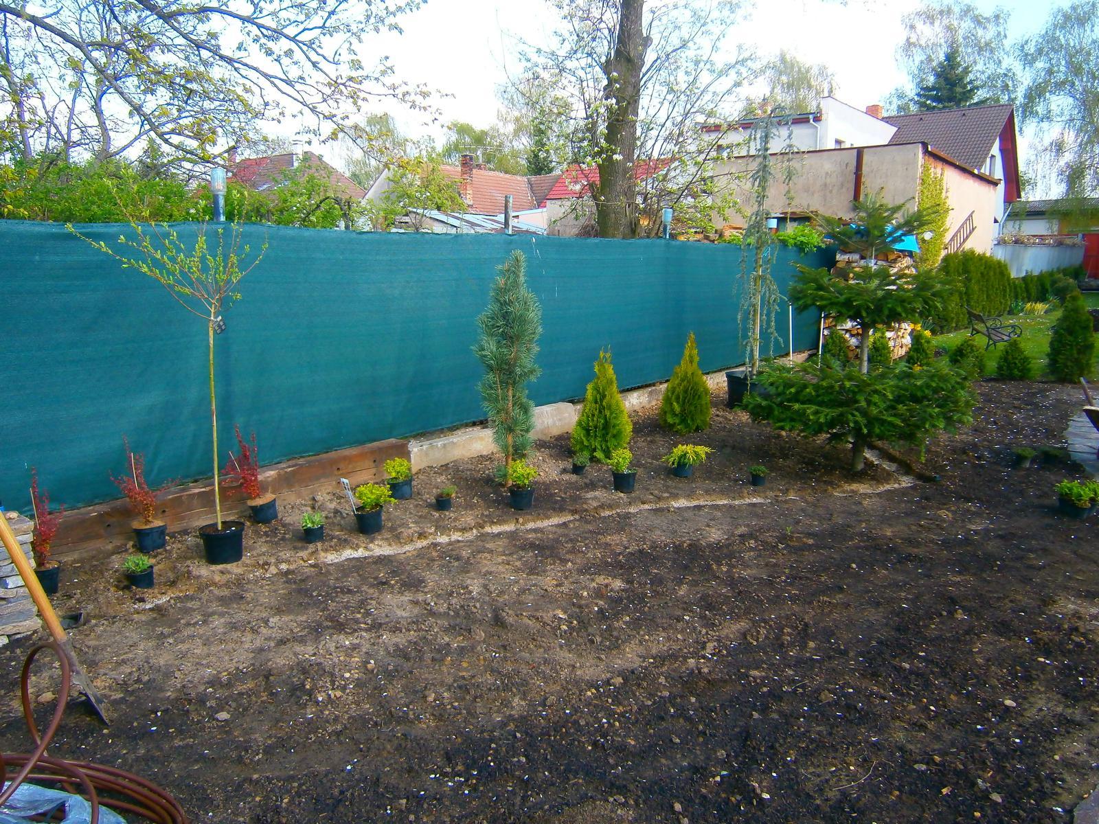 Záhrada pre oddych - Obrázok č. 24