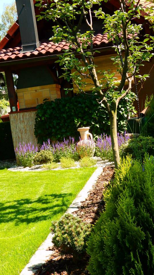 Záhrada pre oddych - Obrázok č. 27