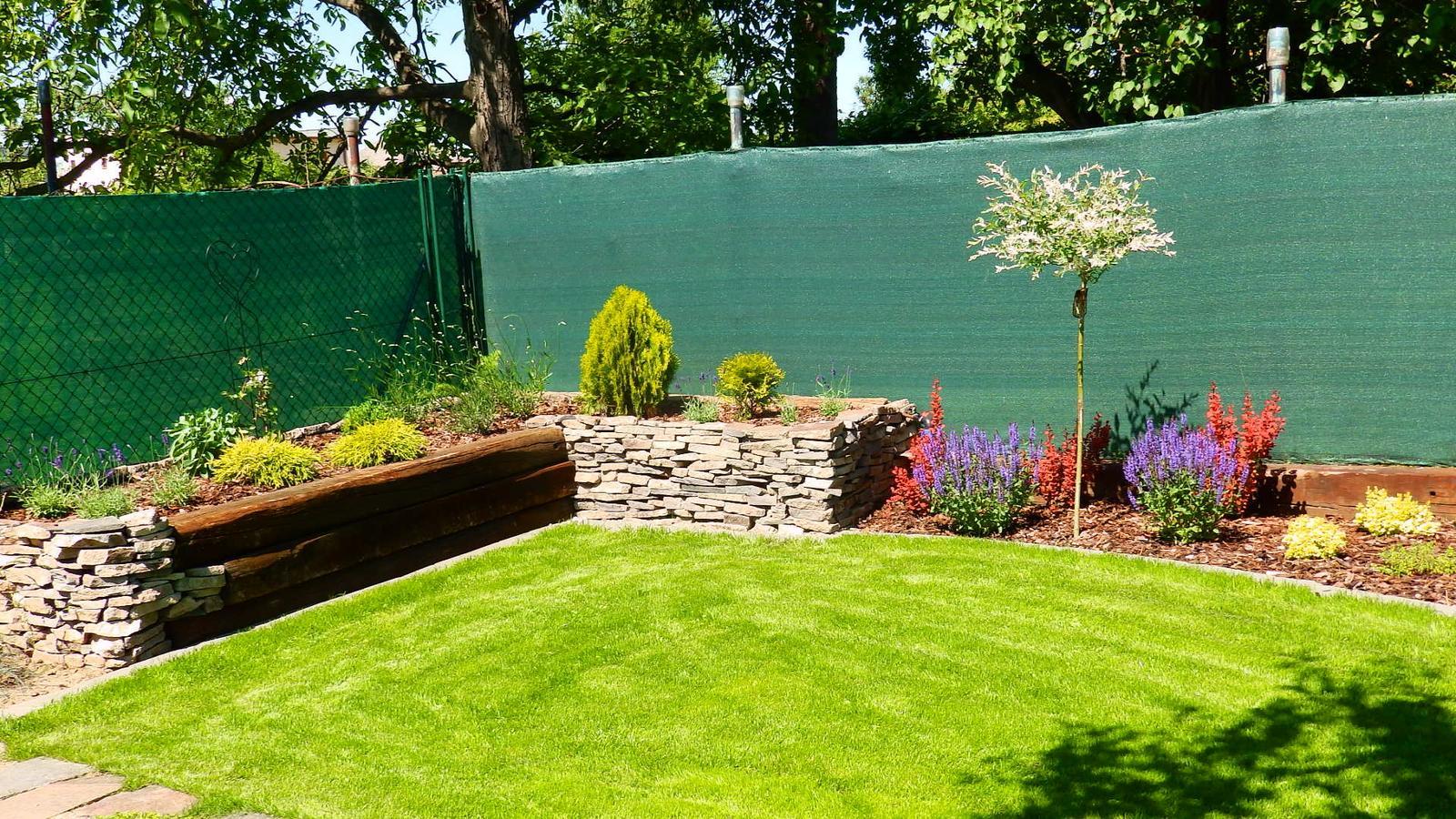 Záhrada pre oddych - Obrázok č. 29