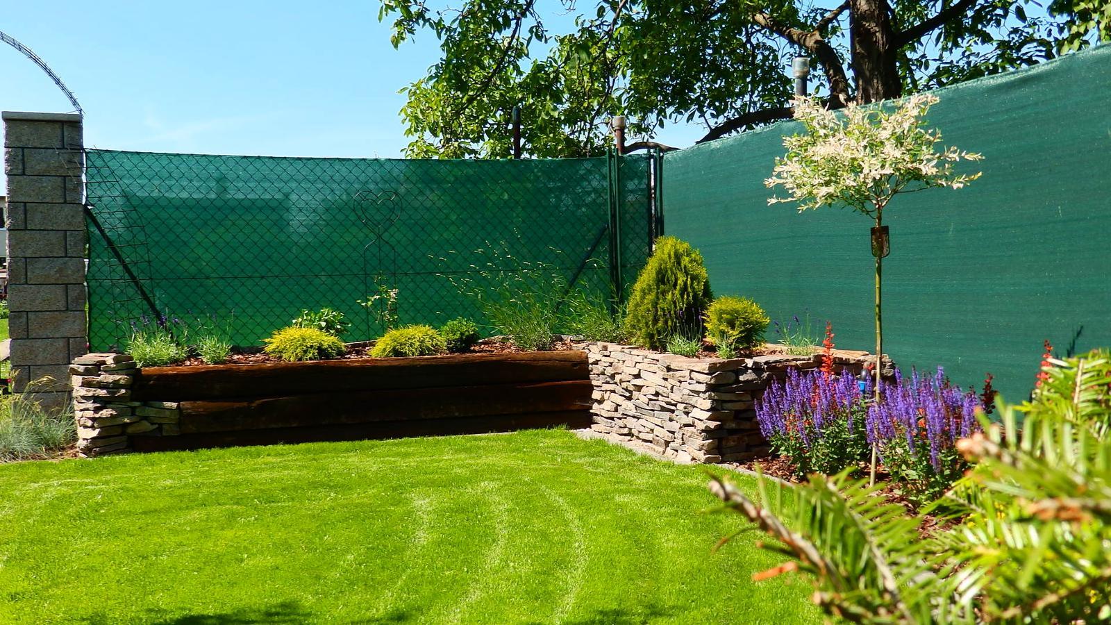 Záhrada pre oddych - Obrázok č. 31