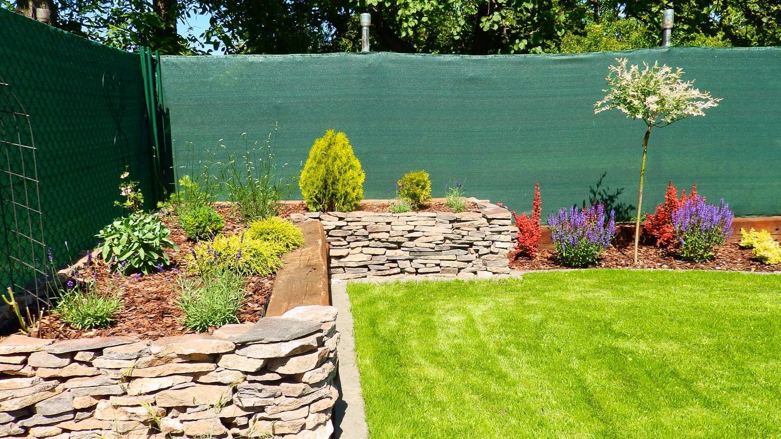 Záhrada pre oddych - Obrázok č. 32
