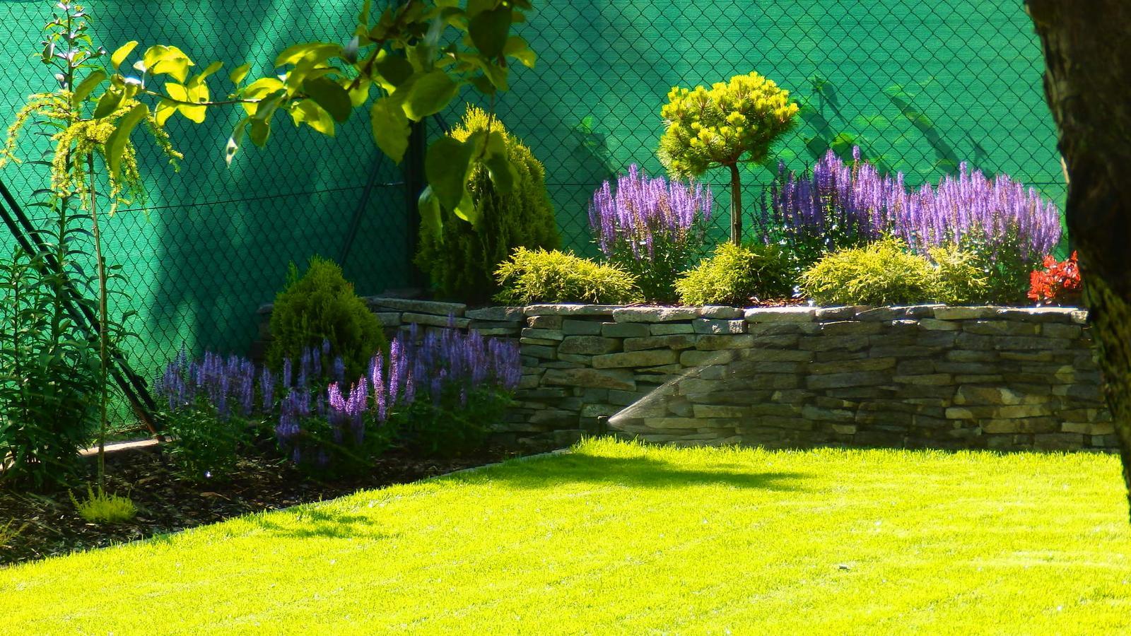 Záhrada pre oddych - Obrázok č. 44
