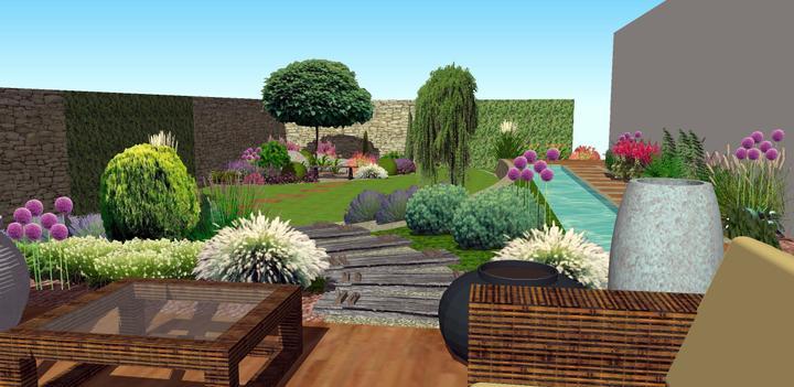 Vizualizácia záhrad - Obrázok č. 1