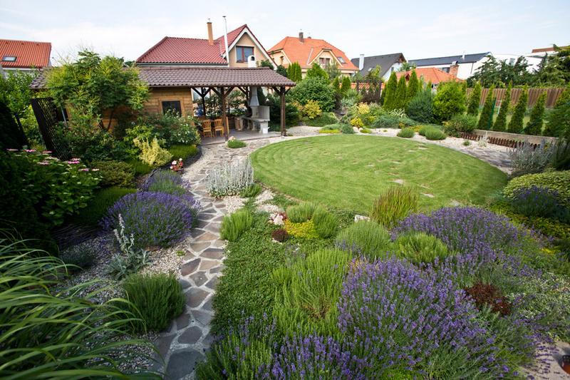 Záhrady, ktoré ma inšpirujú - Obrázok č. 321