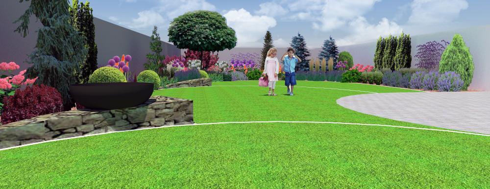 Vizualizácia záhrad - Obrázok č. 85