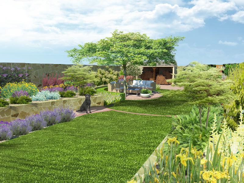 Stredomorská záhrada - Obrázok č. 3