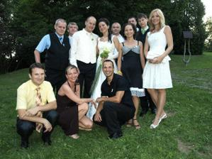 naši milí priatelia :)