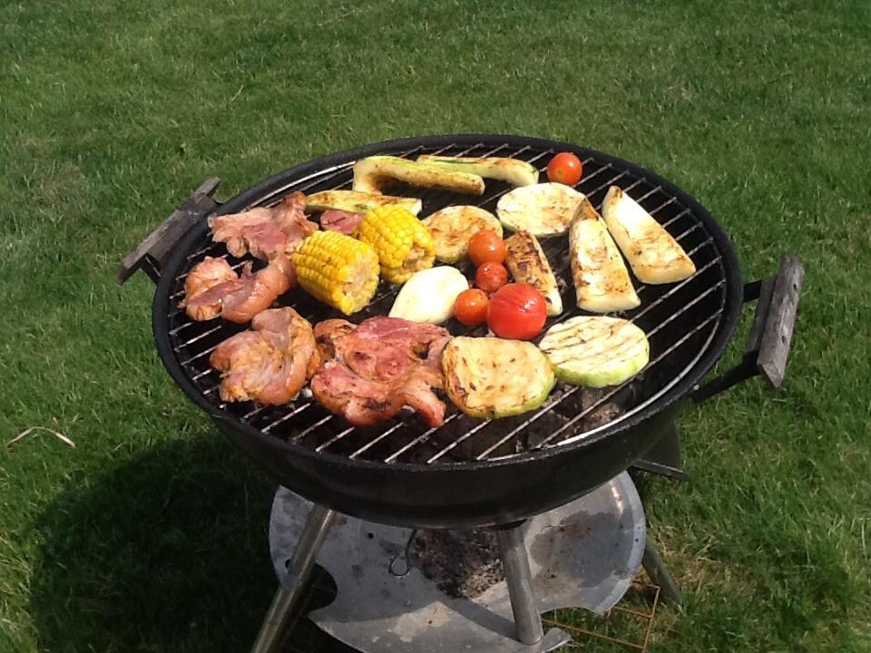 Už aj náš domček - Rychly nedelny obed :)