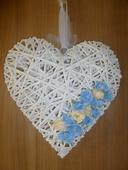 Velké srdce 40 x 40 cm,