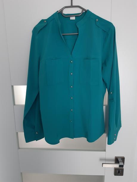 Dámska košeľa - Obrázok č. 1