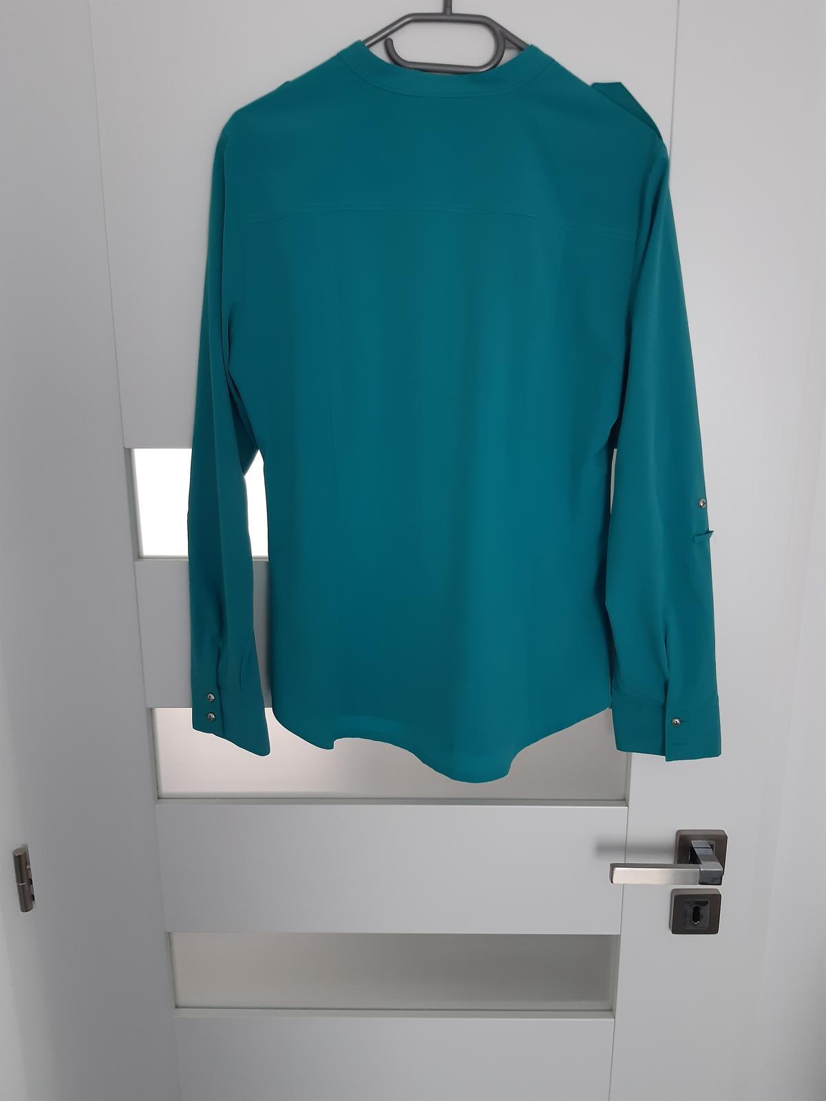 Dámska košeľa - Obrázok č. 2