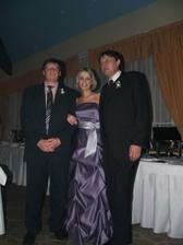 S tatinom a Zdenkom.