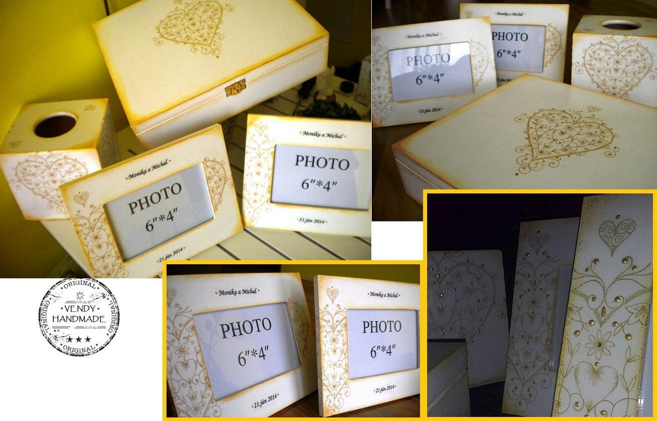 Opäť moja práce pre svadobčanov, k výročiu sobáša, k narodeniu...Darčeky, darčeky, darčeky - Obrázok č. 1