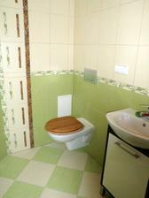 WC horní