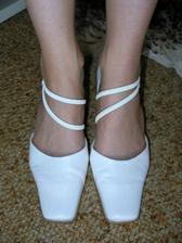 botičky k šatům