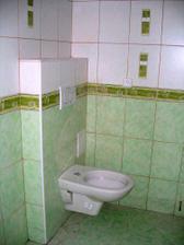 WC v koupelně 1+1