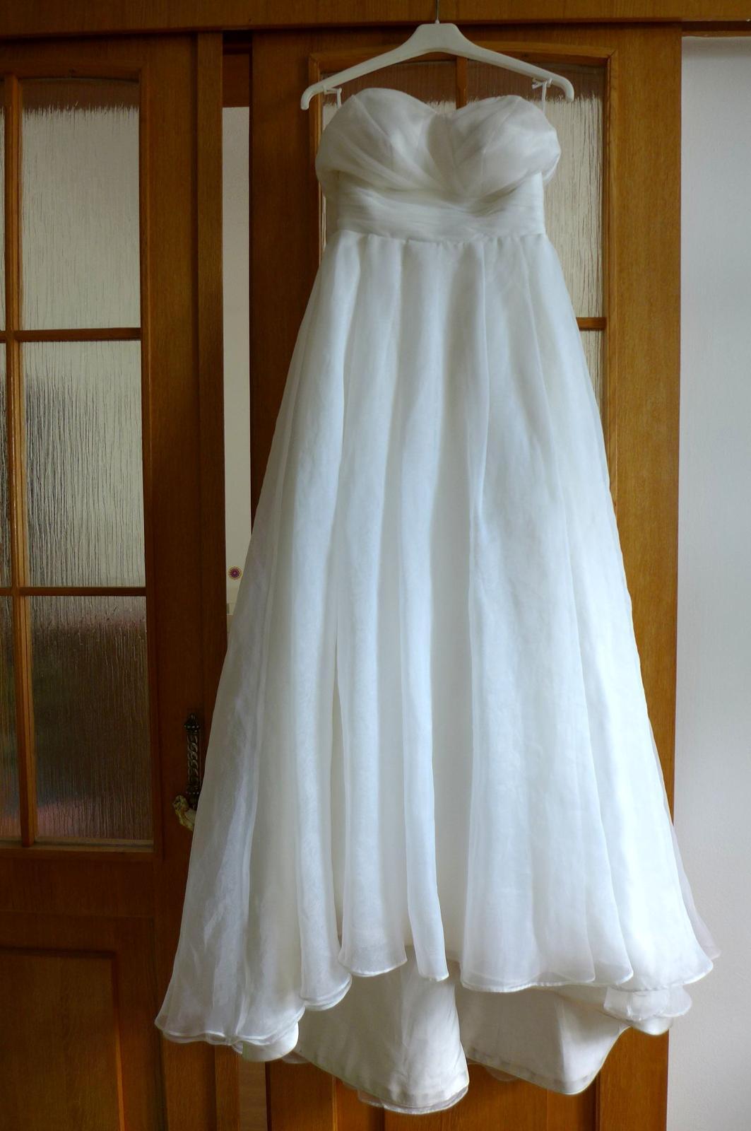 Svadobné šaty 36/38 - Obrázok č. 4