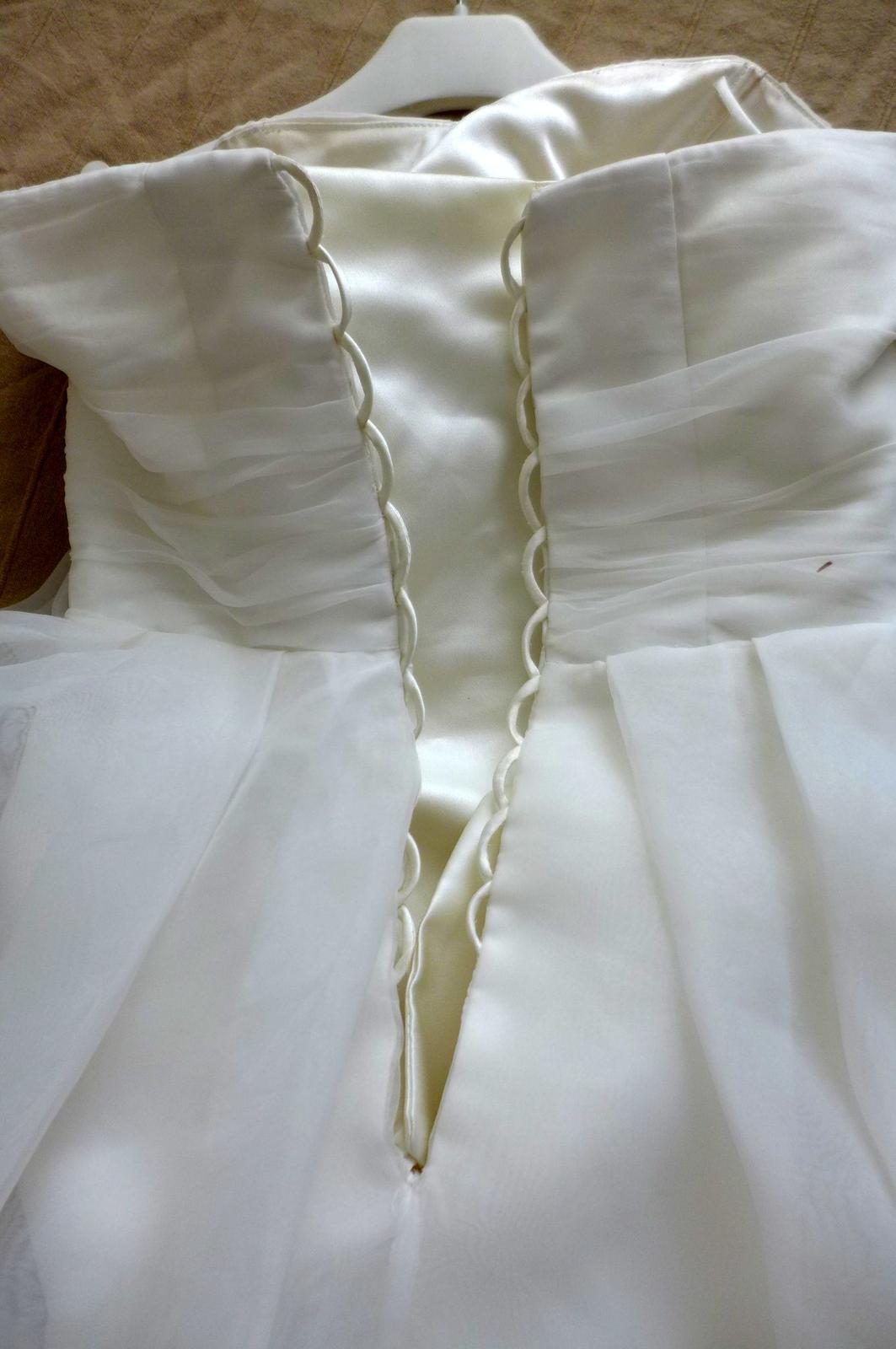 Svadobné šaty 36/38 - Obrázok č. 3