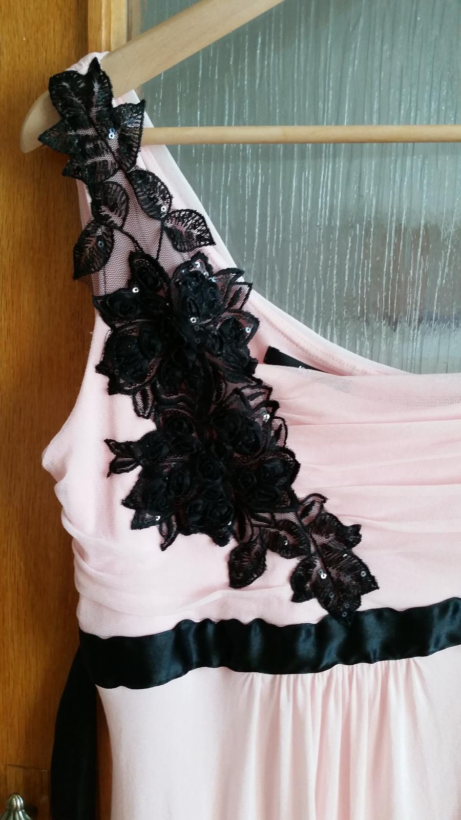 Spoločenské šaty,M - Obrázok č. 2