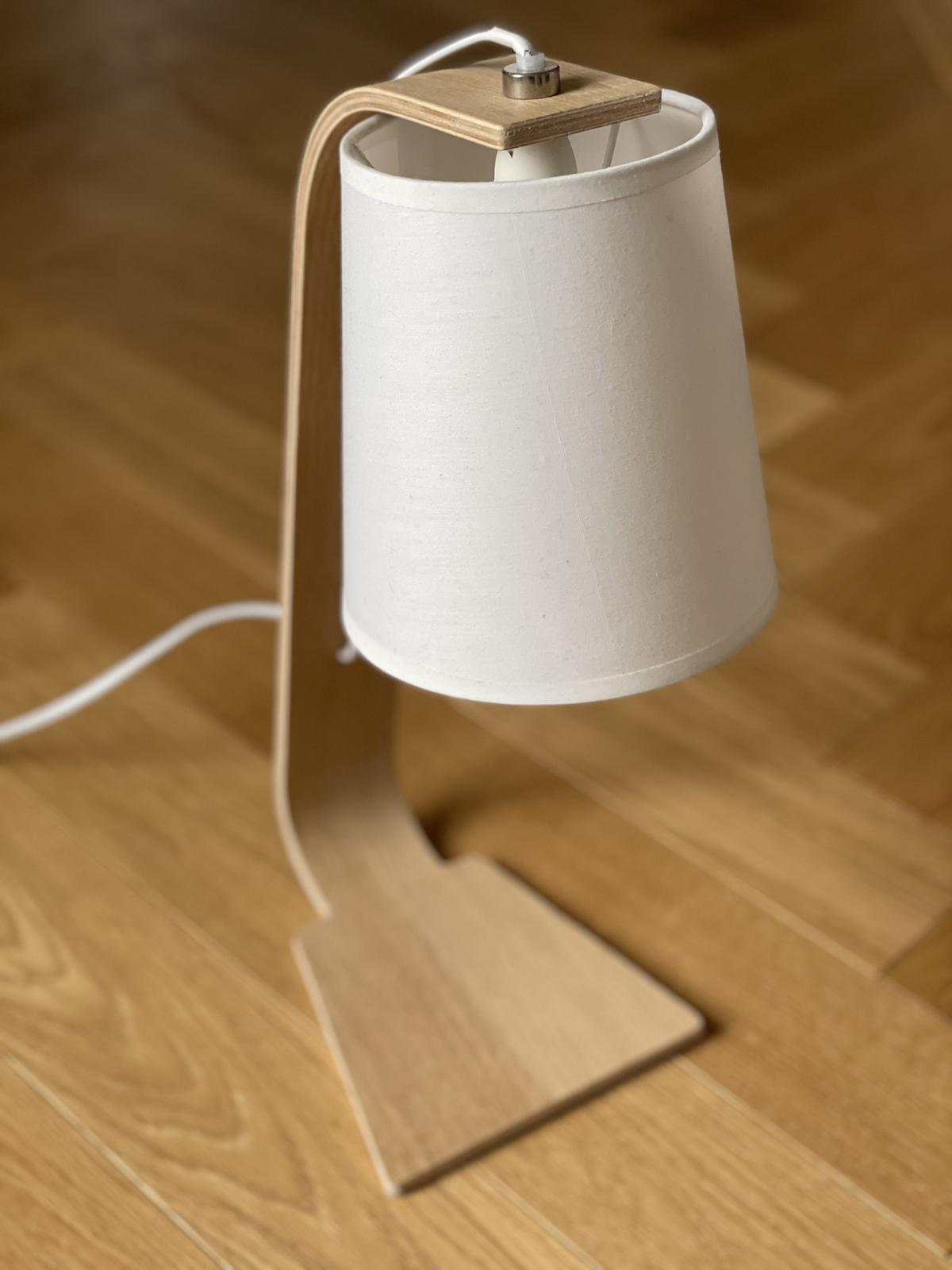 Nočná stolná lampa 2ks - Obrázok č. 1
