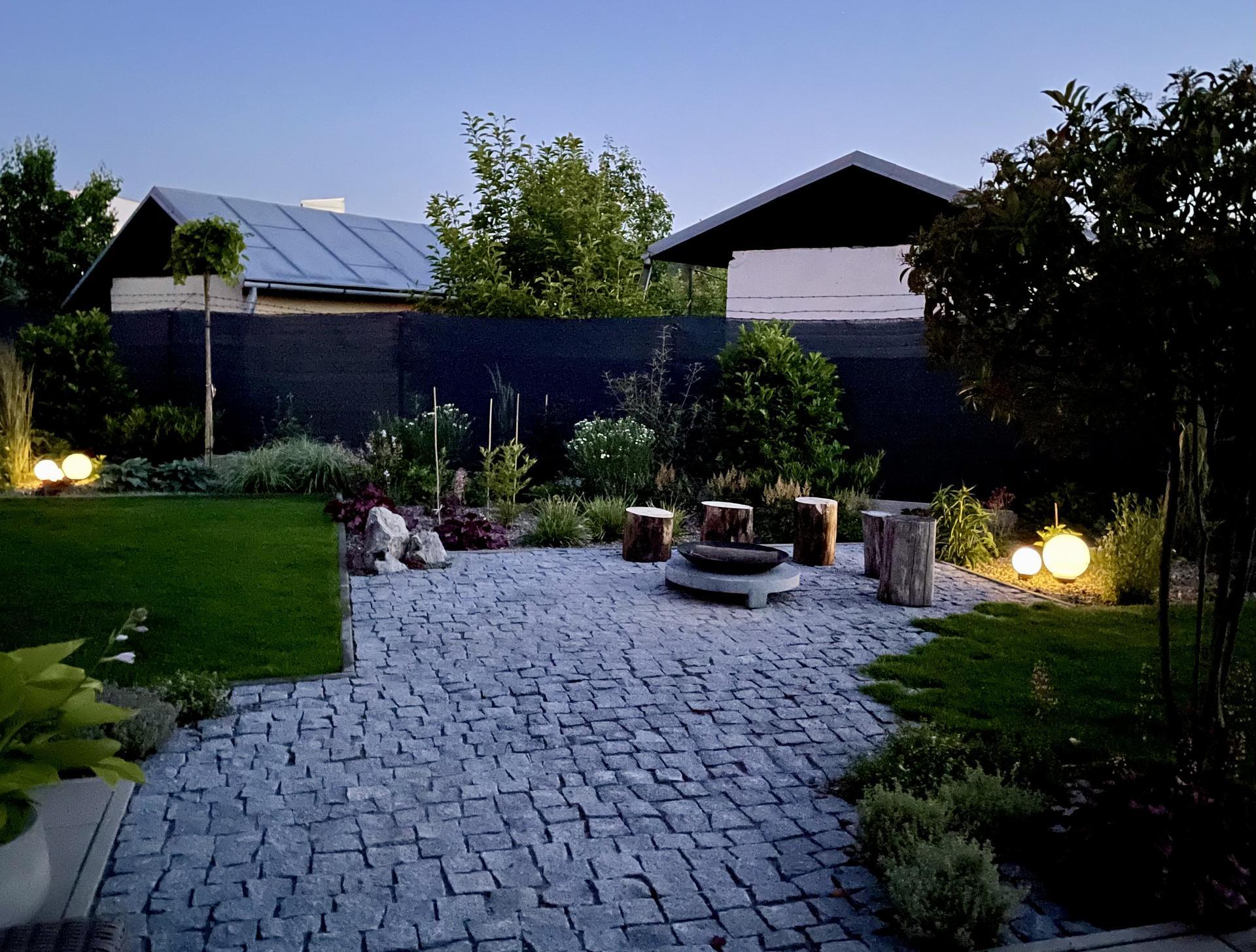 ...záhrada na Slnečnej... - Obrázok č. 124