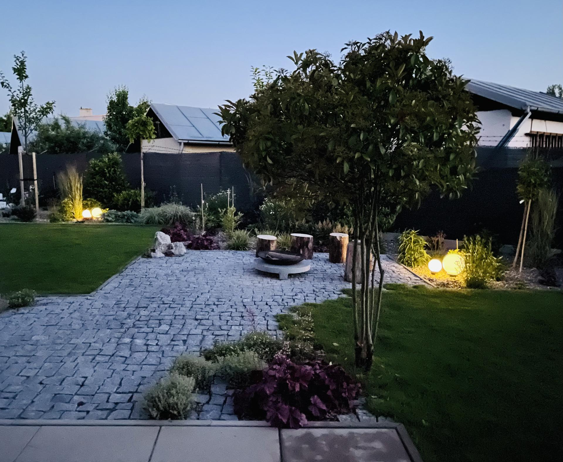 ...záhrada na Slnečnej... - Obrázok č. 123