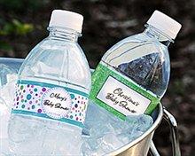 Svadobné všeličo - etikety na vodu :o)