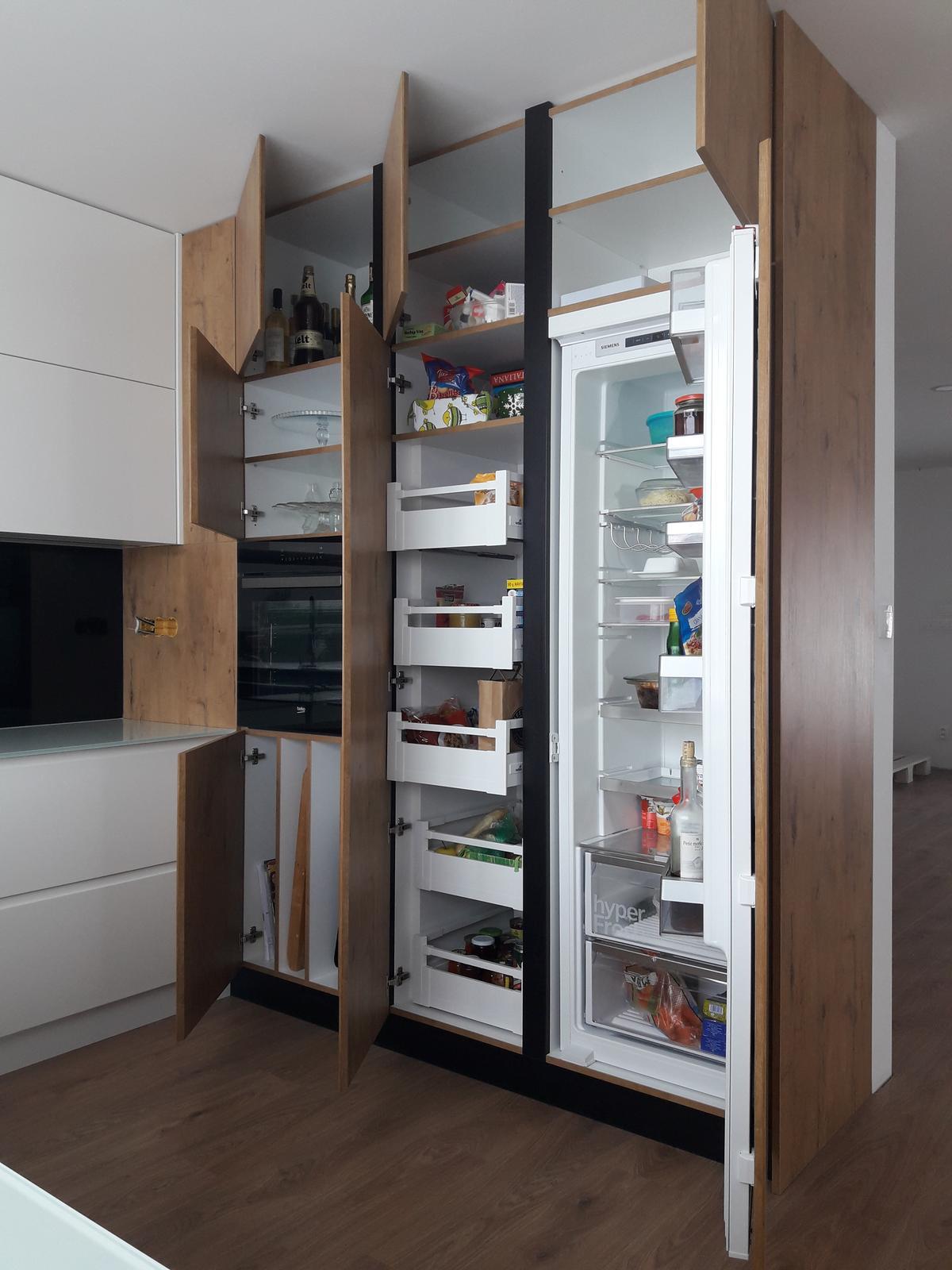 Kuchyňa z našej dielne :-) Fotky od spokojných zákazníkov - Obrázok č. 10