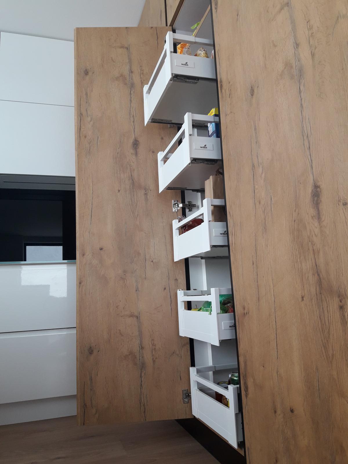 Kuchyňa z našej dielne :-) Fotky od spokojných zákazníkov - Obrázok č. 11