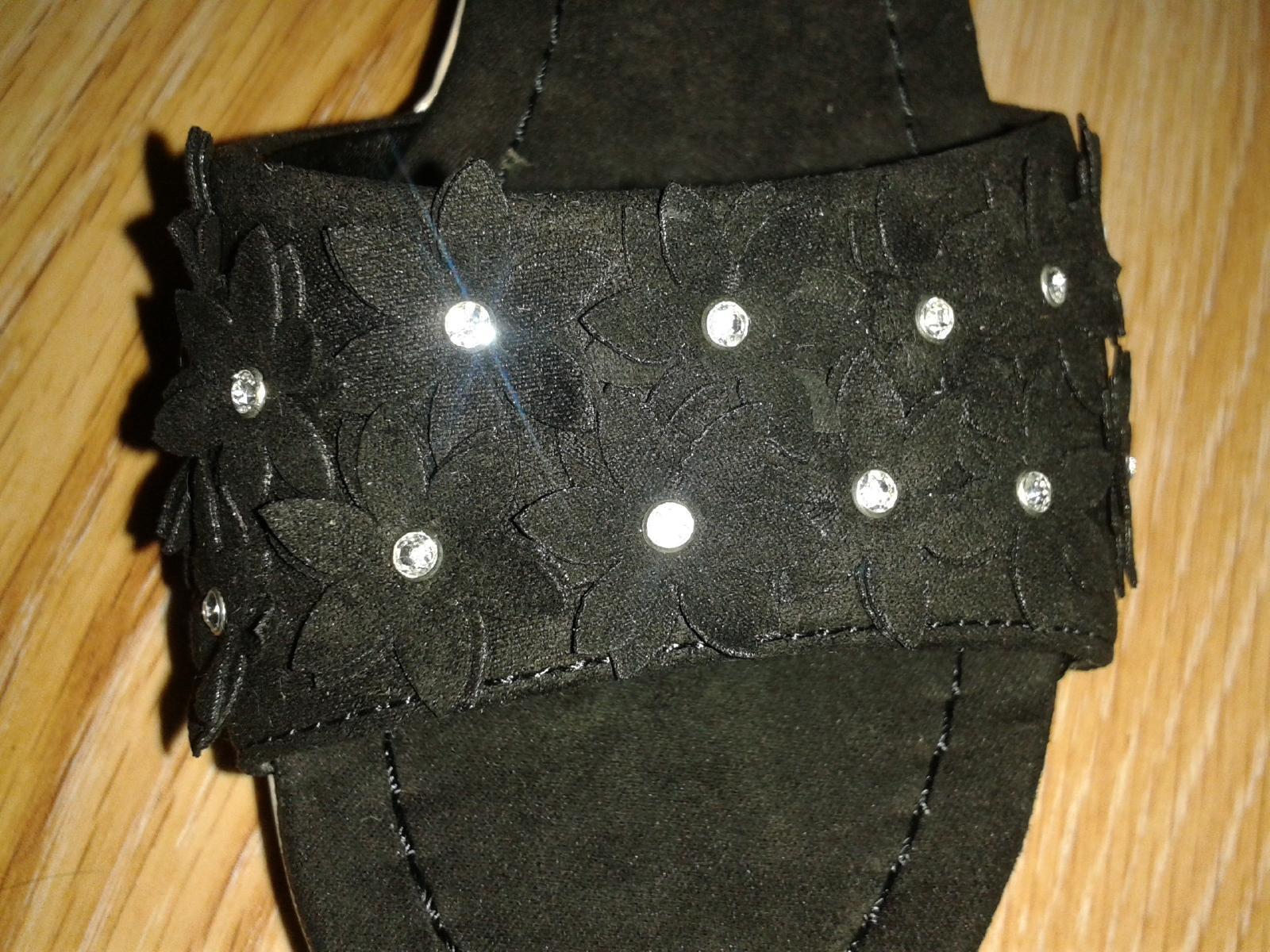 Sandále Graceland na klinovom podpätku - Obrázok č. 3