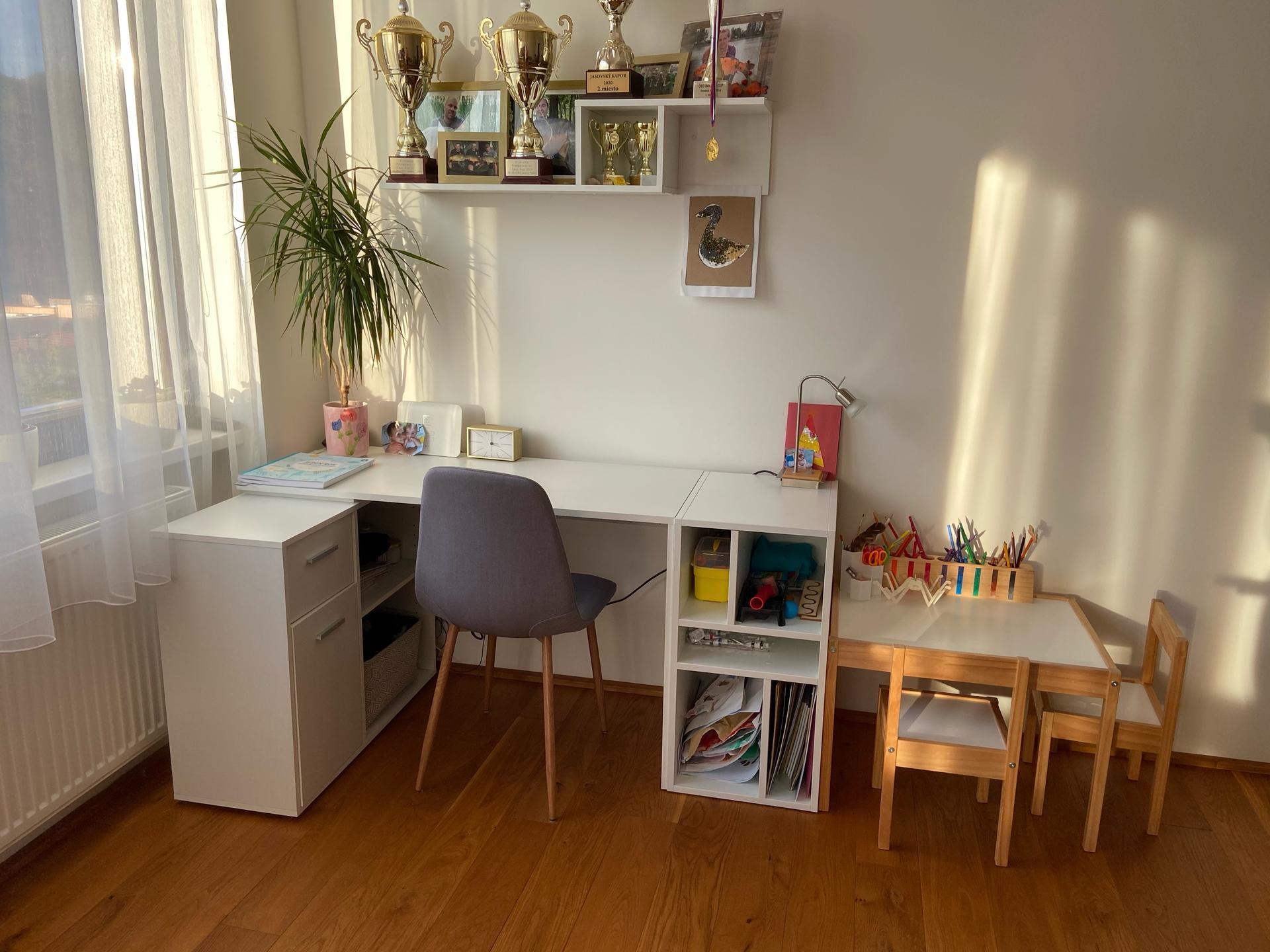 Ako sa náš dom prispôsobil deťom, alebo montessori u nás doma - Obrázok č. 5