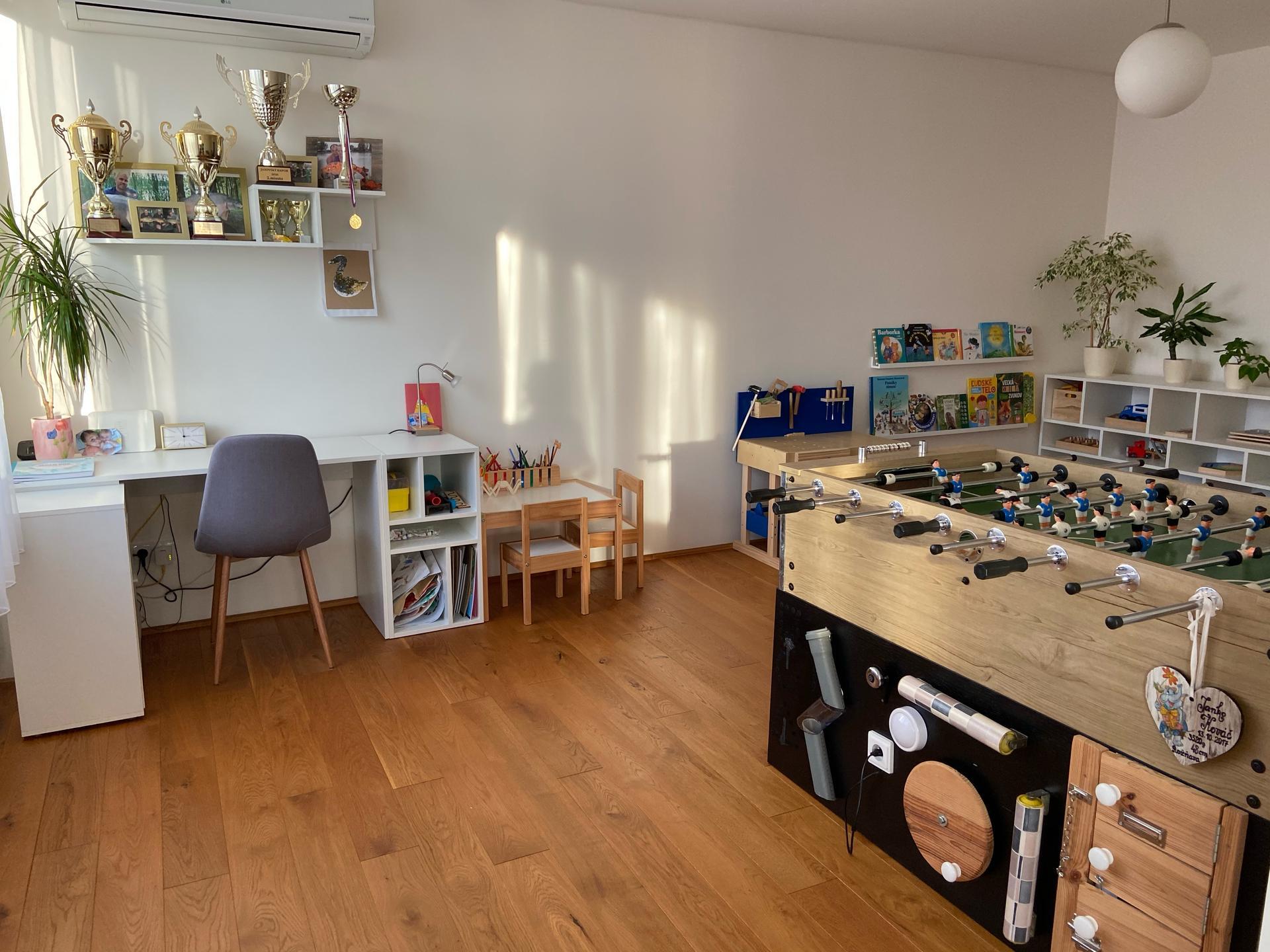 Ako sa náš dom prispôsobil deťom, alebo montessori u nás doma - Obrázok č. 6