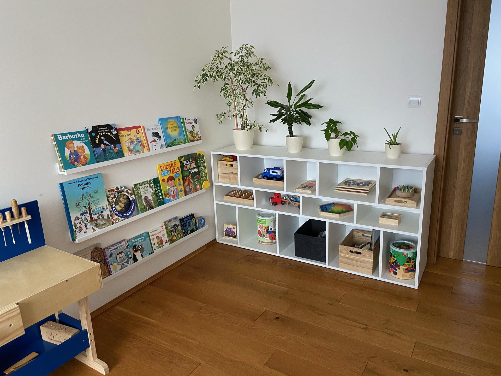 Ako sa náš dom prispôsobil deťom, alebo montessori u nás doma - Obrázok č. 3