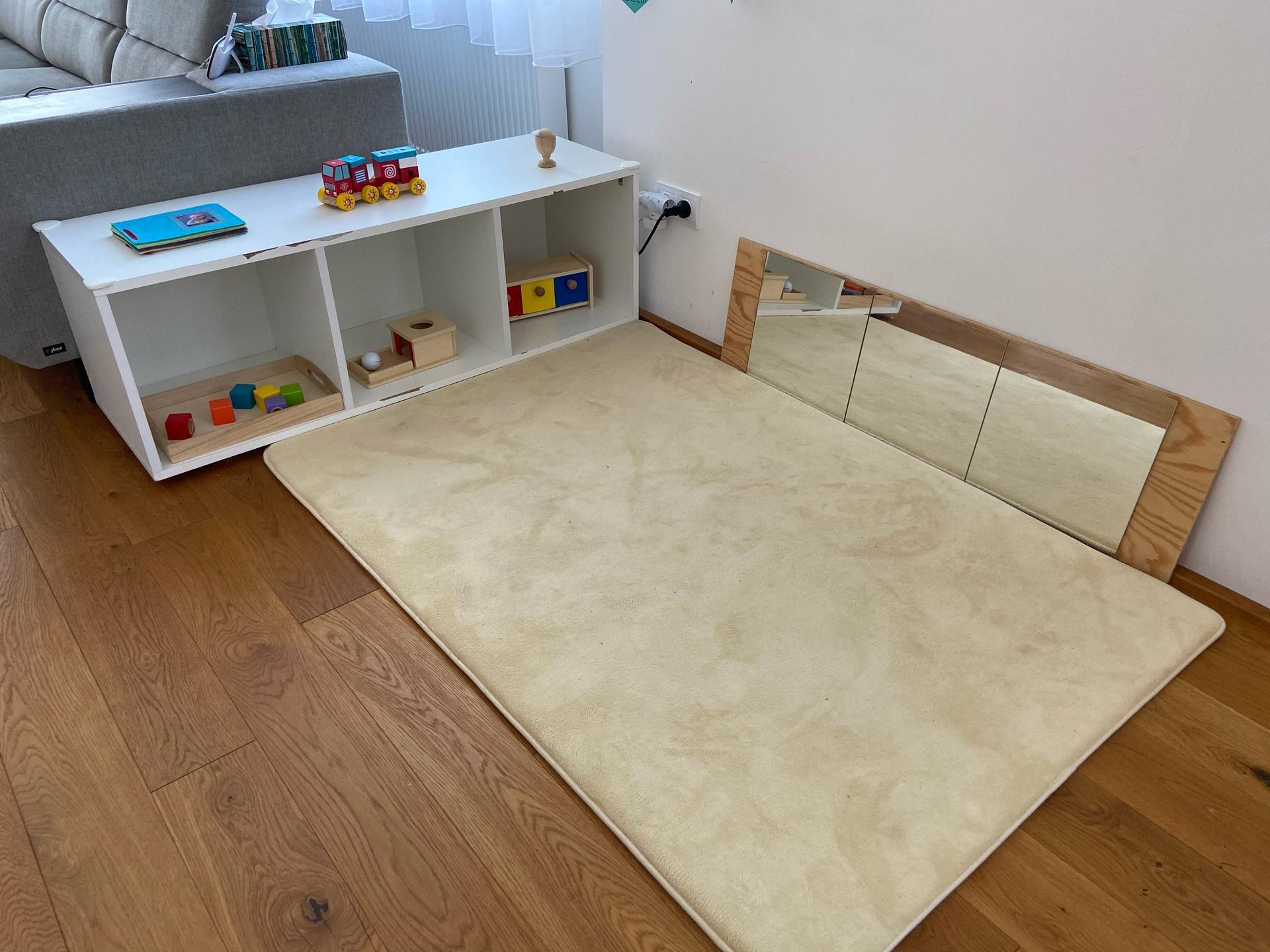 Ako sa náš dom prispôsobil deťom, alebo montessori u nás doma - Obrázok č. 8