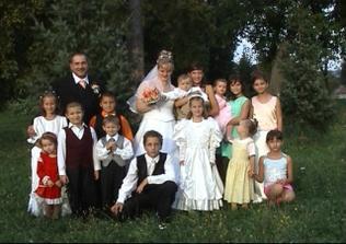 naše svadobné deti