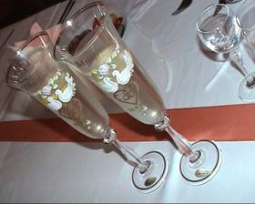 naše poháre s prípitkom