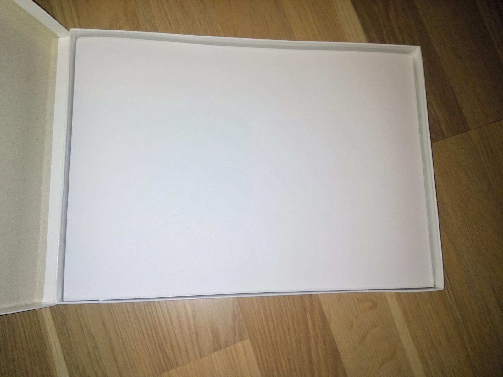 Kulaté etikety, průměr 4cm - Obrázek č. 1