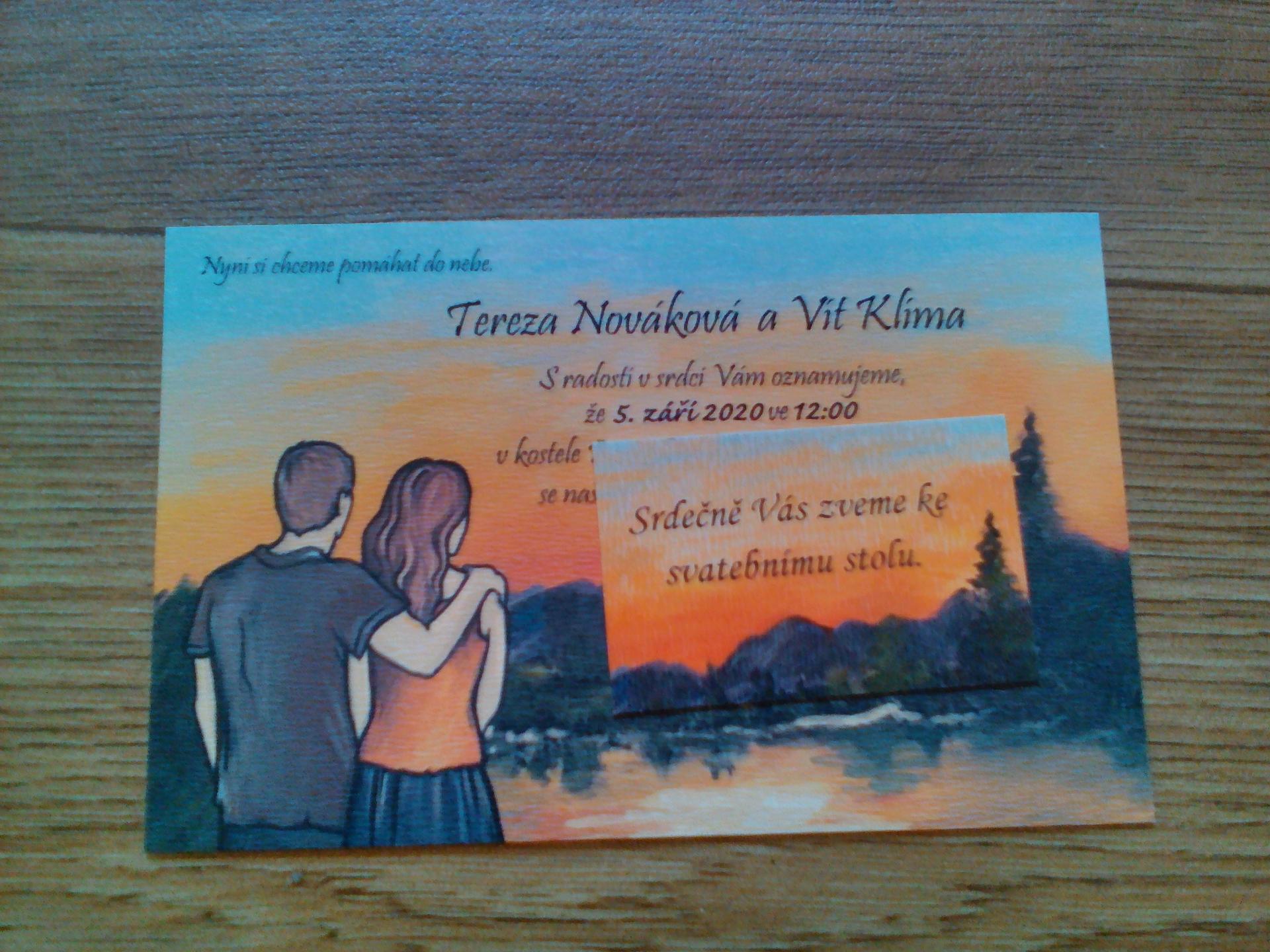 I letos máme na programu několik svateb :-) - Obrázek č. 2