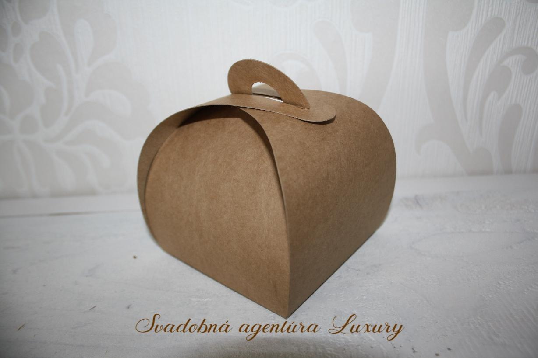 Krabička pre hostí  - Obrázok č. 1