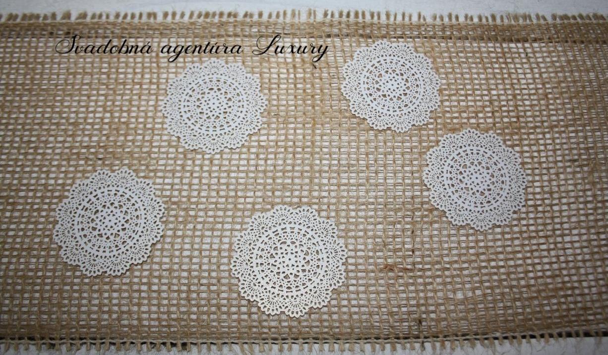 Papierové dekorácie -Rosette - Obrázok č. 1