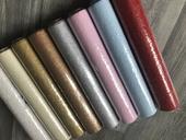 Luxusná papierová šerpa s reliéfnymi vzormi,