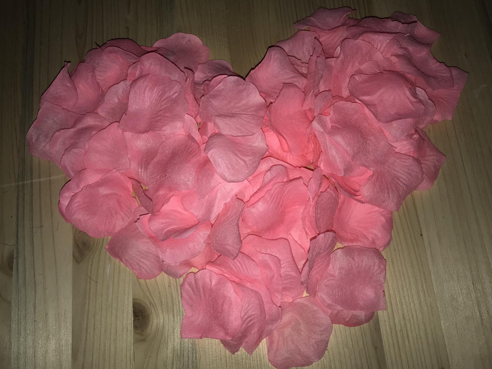Lupene ruži 500ks - Obrázok č. 2