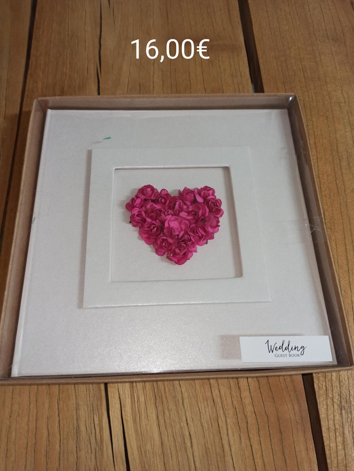 Kniha hostí s ružovým srdcom - Obrázok č. 1