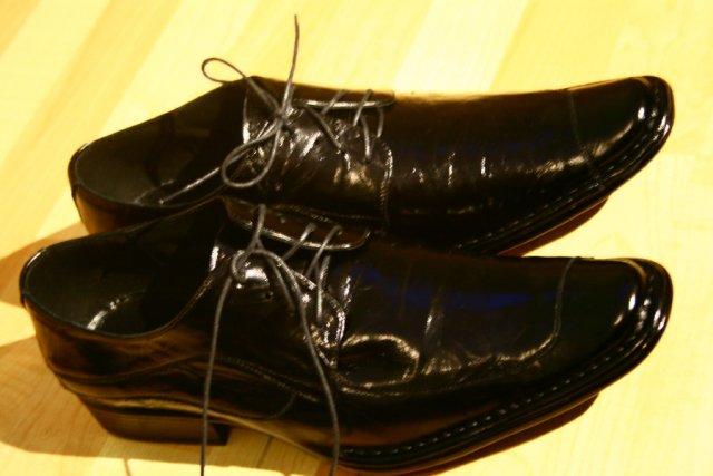 Pavučina snov - koženné topánočky mojej lásky